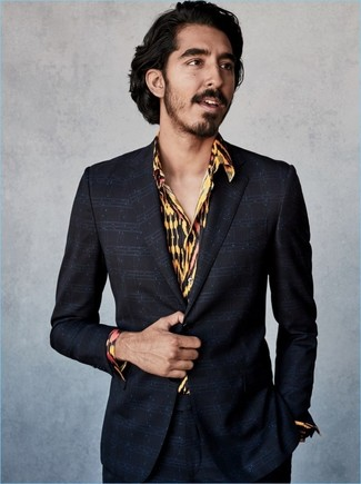How to Wear a Black Suit (231 looks)   Men's Fashion