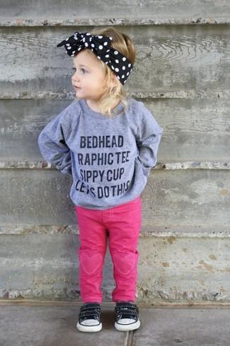 Infant Girls Steeple Glitz Sneaker