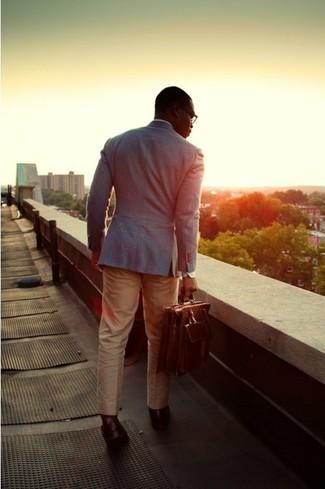 Blazer dress shirt dress pants large 97