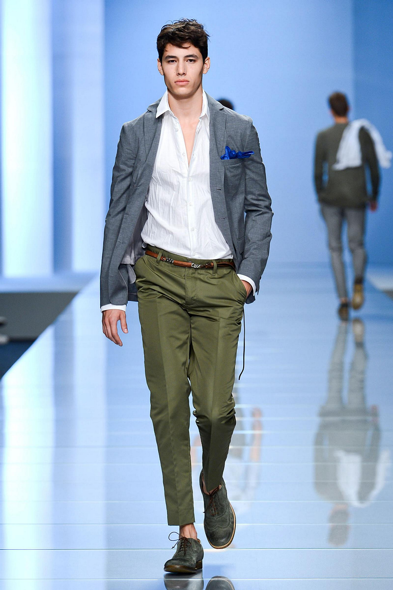 Olive Dress Pants | Men's Fashion