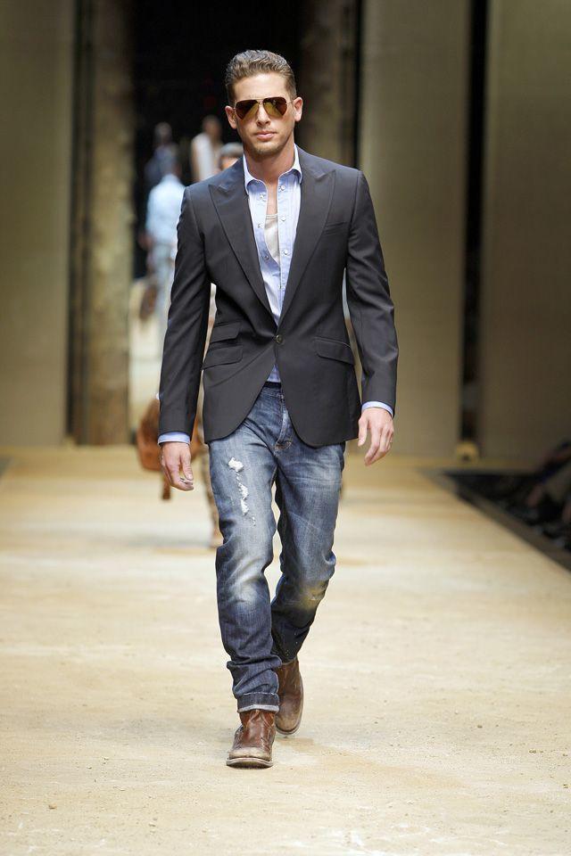 How to Wear a Charcoal Blazer (607 looks)   Men's Fashion