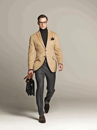 Which Dress Pants To Wear With a Tan Blazer | Men's Fashion