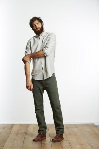 Solid Sloan Dress Shirt