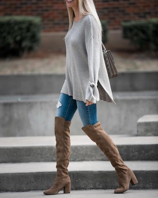 Skinny Fitted Jeans