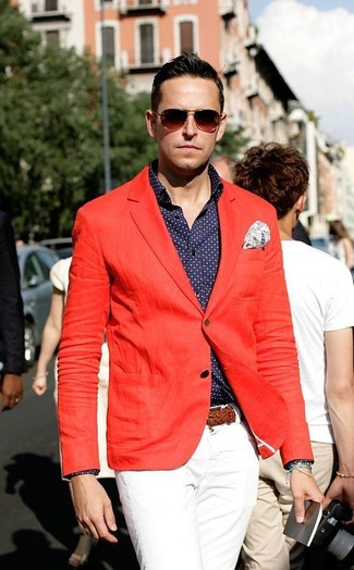Lightweight Cotton Sport Coat
