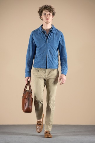 Classic Slim Fit Chinos