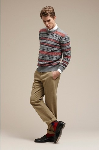 How To Wear: The Fair Isle Sweater | Men's Fashion