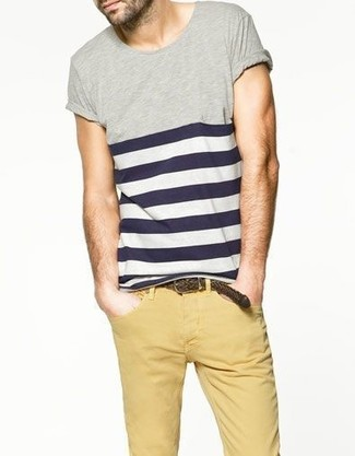 Straight Fit Essential Chino