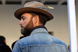 Classico Wool Felt Snap Brim Hat