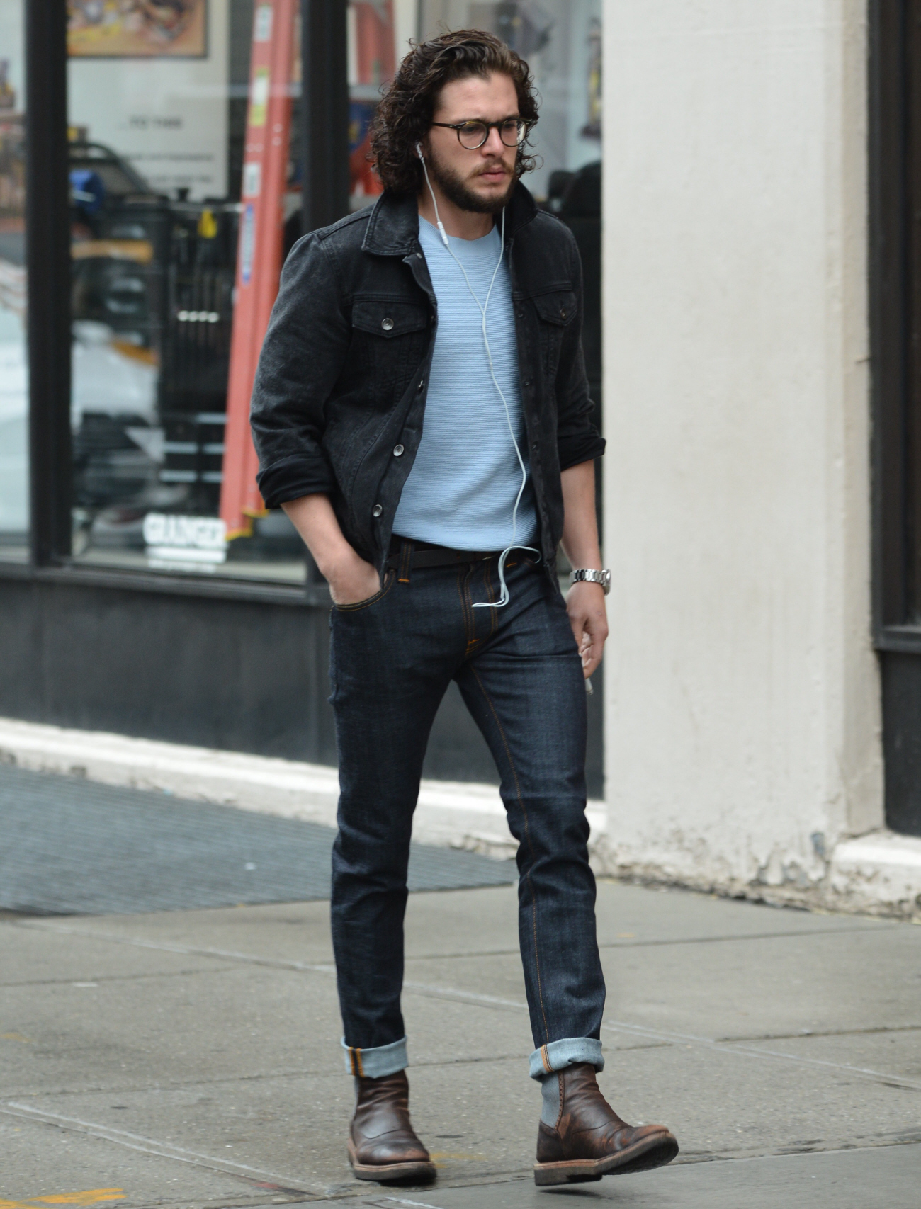 Denim Jacket | Men's Fashion