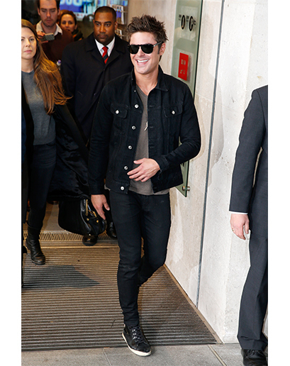 How To Wear a Black Jacket With Black Jeans | Men's Fashion