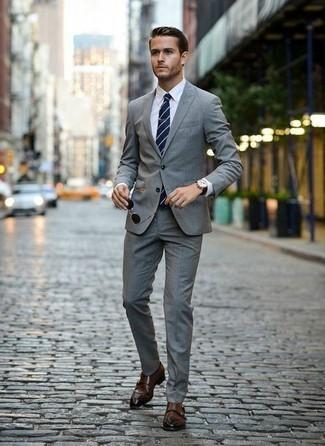Vintage Sudbury Striped Tie