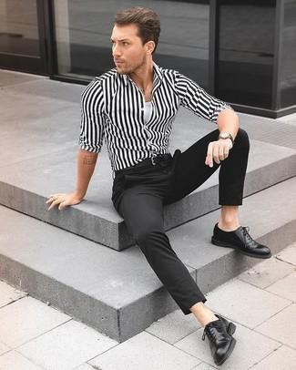 Striped Bond Dress Shirt