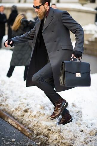 Single Breated Coat