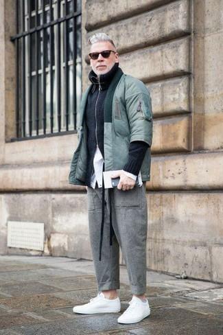 Vintage Tweed Pant