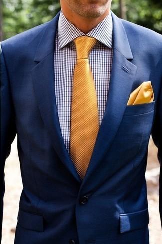 Bright Solid Silk Repp Tie