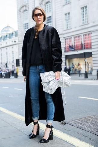 Tascani Reversible Fur Coat