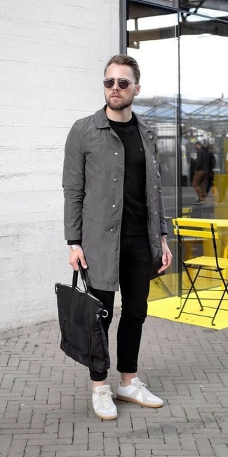 Plus Size Jean In Washed Black