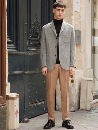 X Craig Green Black Wool Blend Sweater