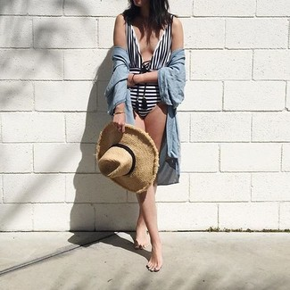 How to Wear a Cover-up: