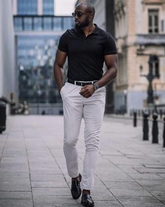 Cotton Piqu Polo Shirt