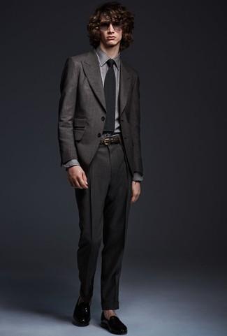Solid Knit Silk Tie
