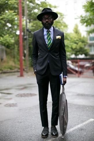 Narrow Regital Striped Tie