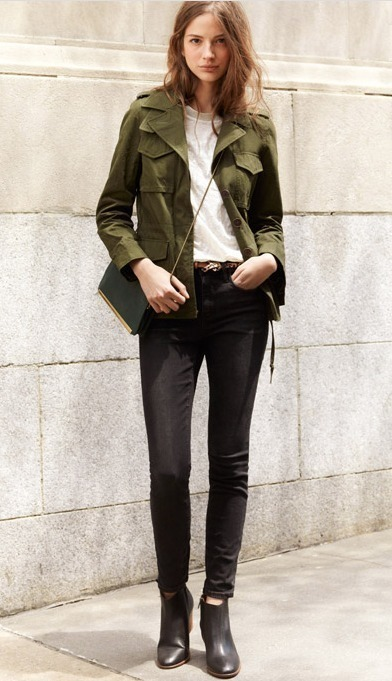 How to skinny jeans with boots