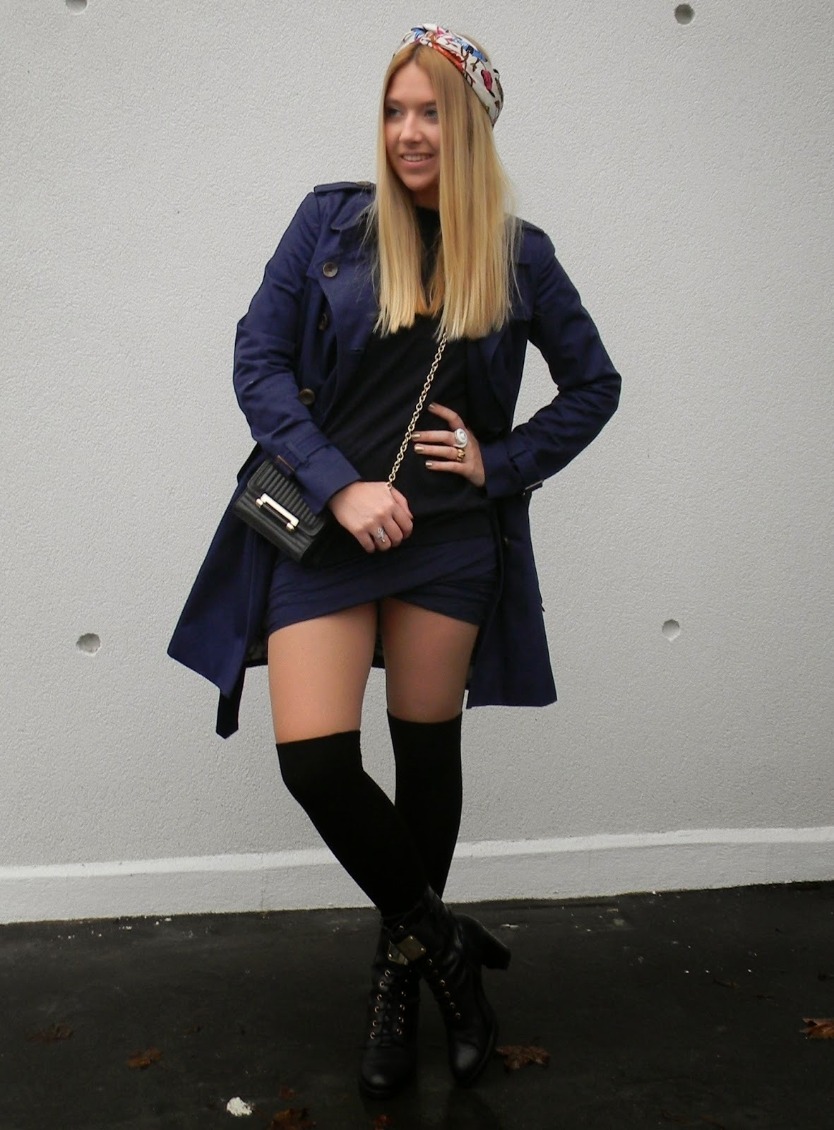 1b2c75ff33 Mini Dress To Wear With Thigh High Boots