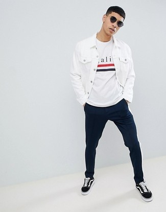 Straight Leg Chinos