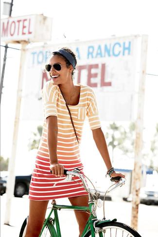 Blue Label Multi Knit Tank Dress