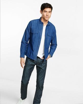 Fit 2 Slim Fit Stretch Denim Jeans