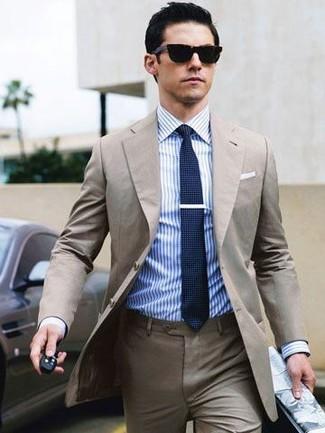 Long Sleeved Stripe Shirt