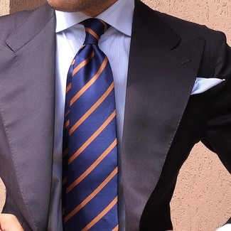 Vintage Sudbury Striped Tie