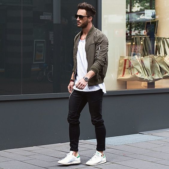 How to Wear Black Jeans (452 looks) | Men's Fashion