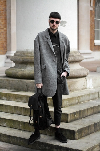 Soft Tailored Coat