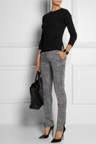 Stretch Wool Jodhpur Trousers