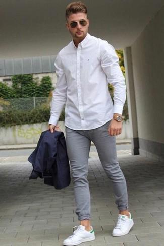 Long Sleeved Formal Shirt