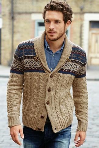 How to Wear a Fair Isle Sweater (137 looks) | Men's Fashion