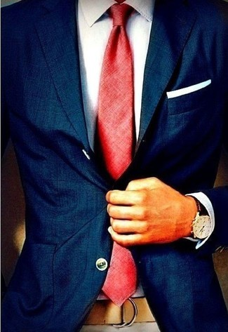 Classic Fitted Blazer