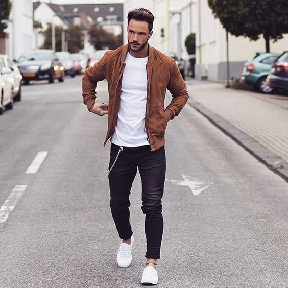 How to Wear Black Jeans (444 looks) | Men's Fashion