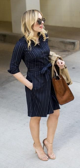 50f432986a How to wear Ralph Lauren Lauren Emery Suede Tote