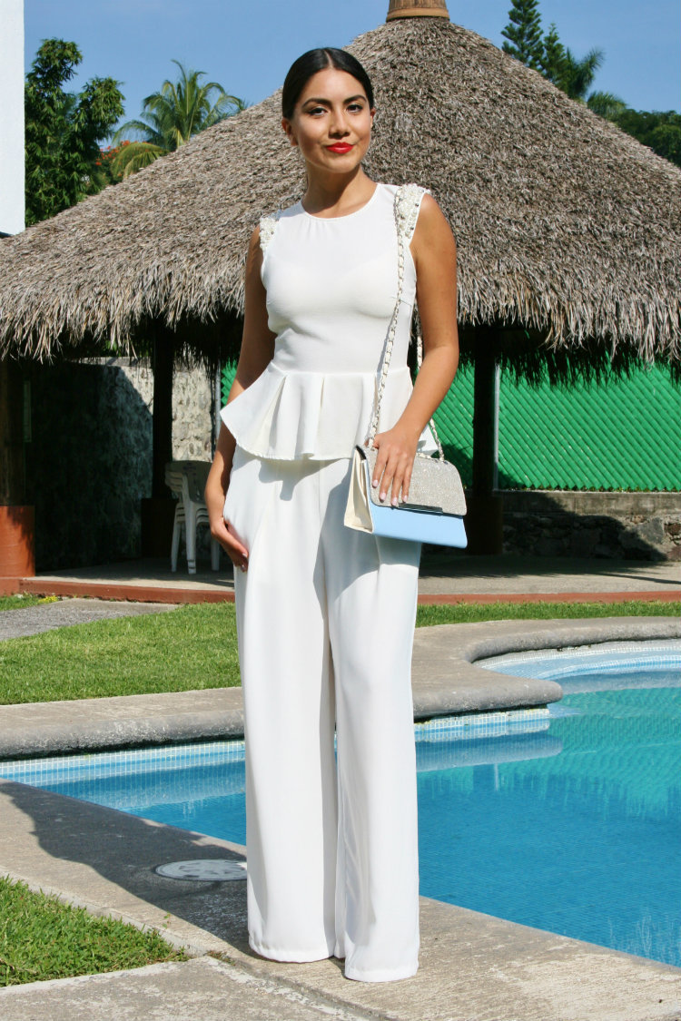 How to Wear White Wide Leg Pants (58 looks) | Women's Fashion