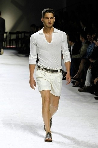 Which Polo To Wear With Beige Shorts   Men's Fashion