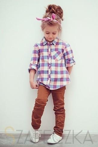 Toddler Girls High Top Zip Sneaker