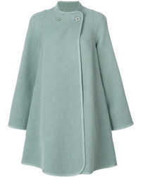 Chloé Flared Trapeze Coat