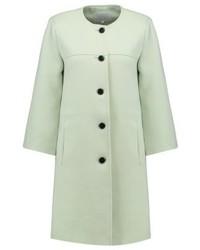 mint&berry Short Coat Laurel Green