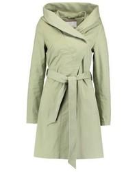 mint&berry Short Coat Oil Green