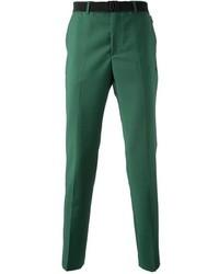 Kris Van Assche Suit Trousers
