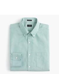 J.Crew Ludlow Cotton Oxford Shirt